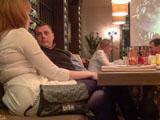 Женский пикап: первое свидание в ресторане