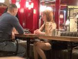 Первое свидание в ресторане