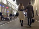 Мужские касания во время знакомства - знак симпатии