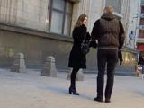 Женский пикап: провокация знакомства