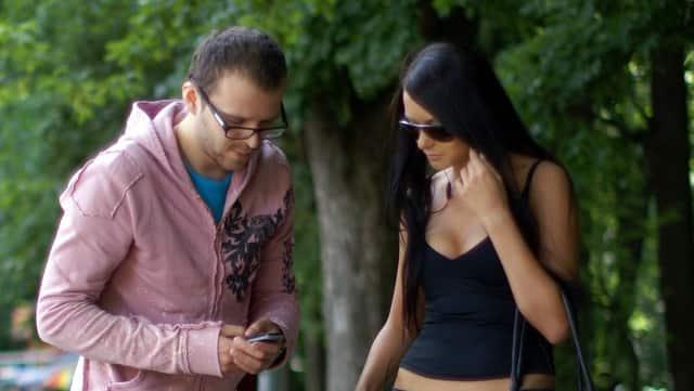 пикап отношения мужчин и женщин знакомства
